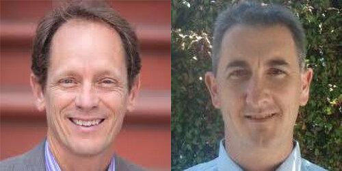 Craig Prater and Dean Dawson